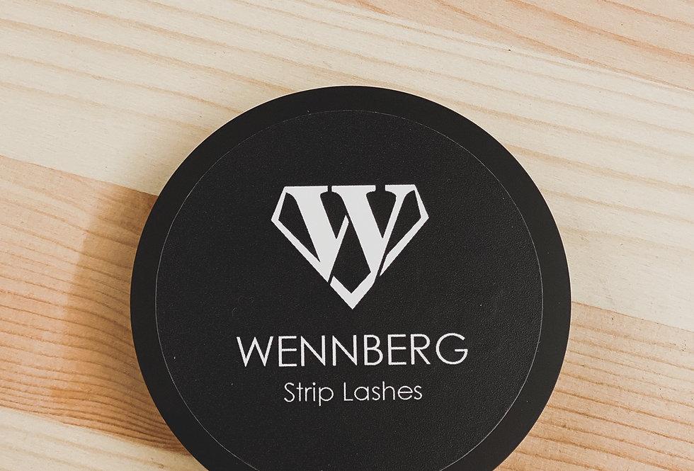 Wennberg Strip Lashes Kardashian nauharipset