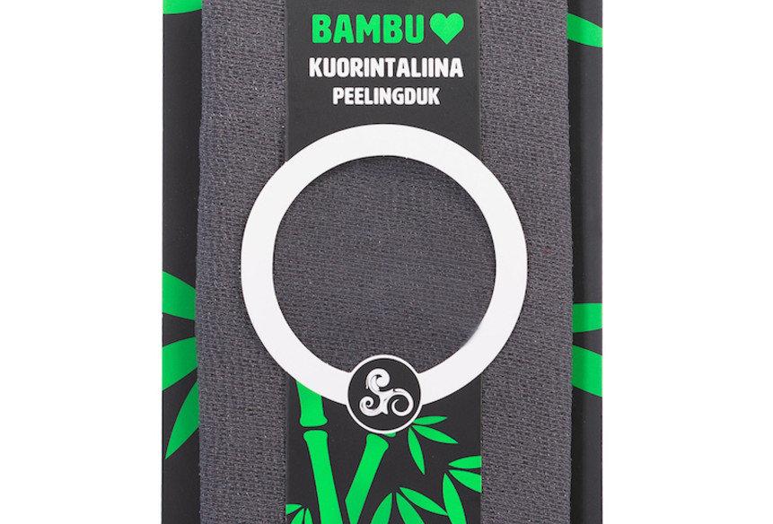 TUISA Bambu Kuorintaliina