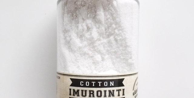 Kulkurin Kartano imurointipuuteri Cotton