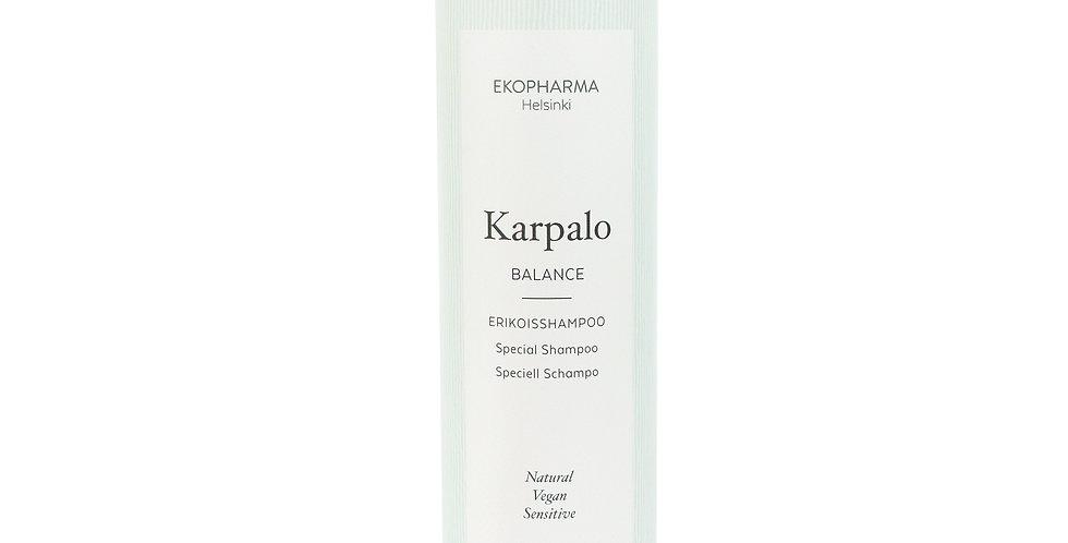 EKOPHARMA Karpalo Erikoisshampoo Hiusten kasvuun 250ml
