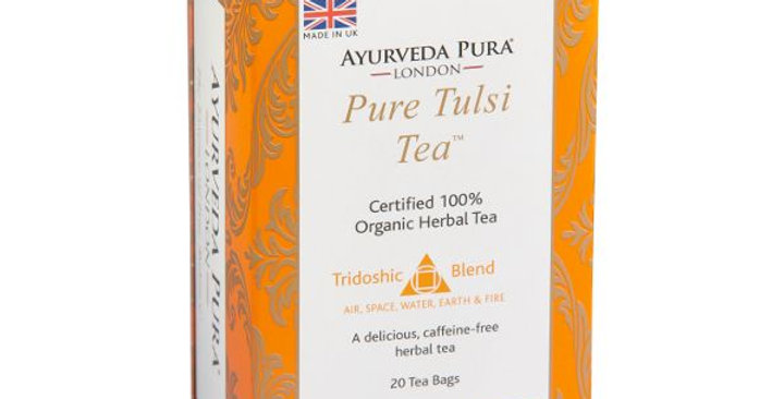 Ayurveda Pura Pure Tulsi - yrttitee