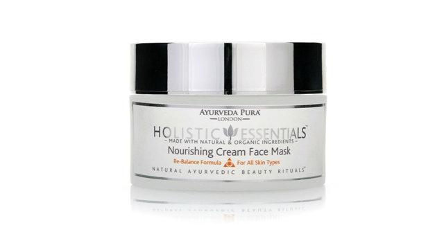 Ayurveda Pura Nourishing Cream Face Mask Voidenaamio 50ml