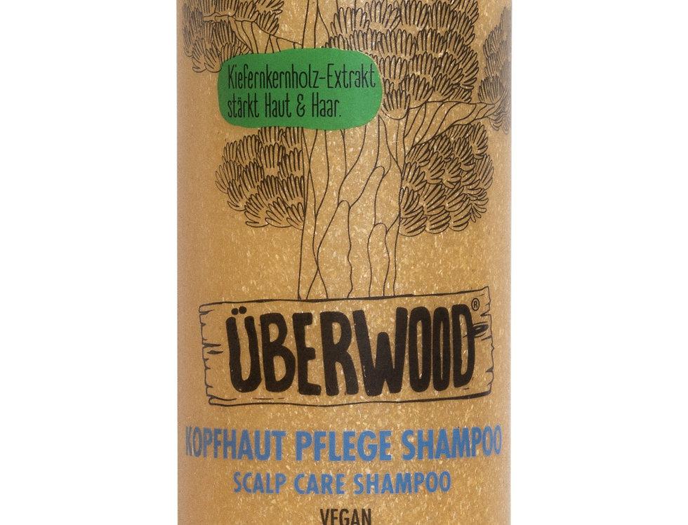 Überwood Scalp Care Shampoo 200ml - hiuspohjaa hoitava