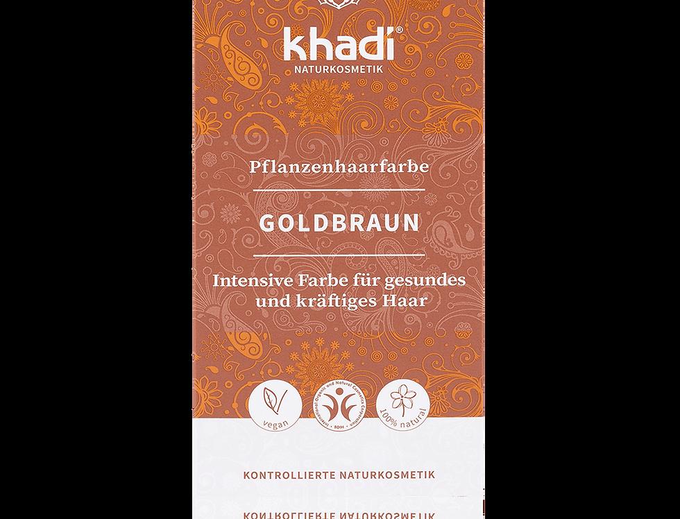 Hiusväri golden brown (kullanruskea), 100 g