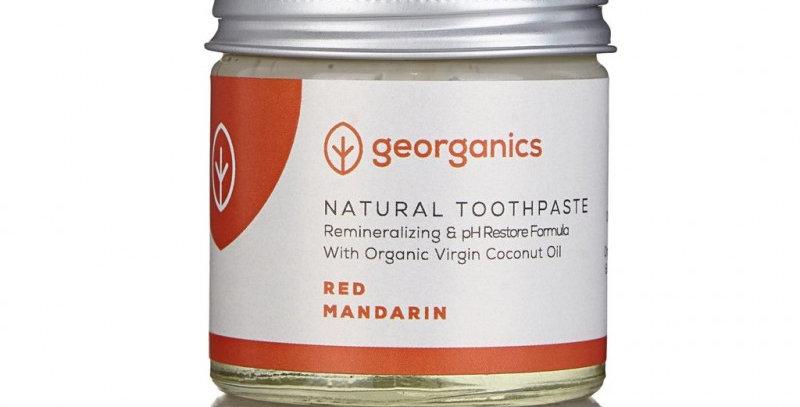 Georganics mandariini hammastahna