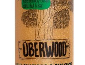 Überwood Vital Shampoo & Shower Gel 2in1 200ml