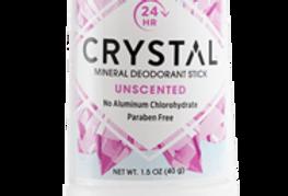 Crystal Body Mineraali Suoladeo Matkakoko 40g
