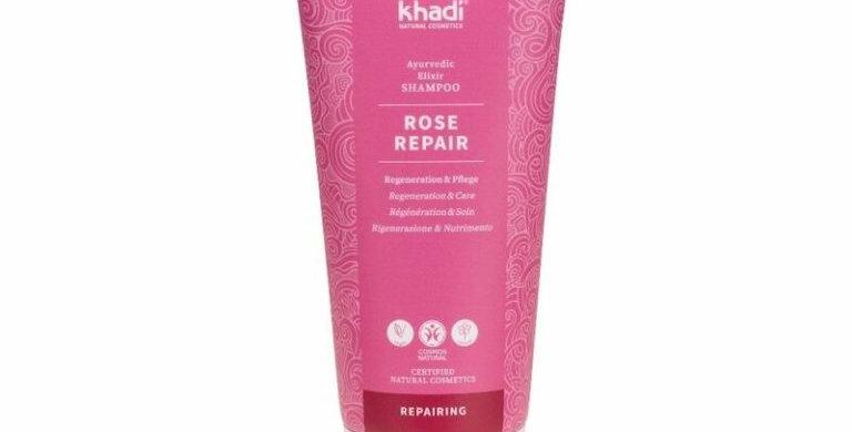 Khadi Rose Repair Shampoo – Korjaava shampoo 200 ml