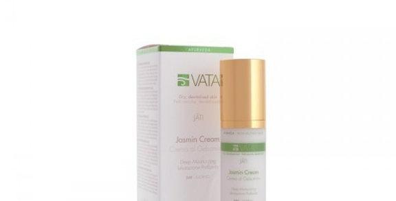 Lakshmi Vata Balancing Jasmin Cream50ml tasapainottava kuivan ihon kosteusvoide