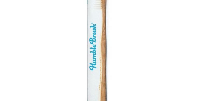 HUMBLE BRUSH Adult Soft White- pehmeä valkoinen hammasharja
