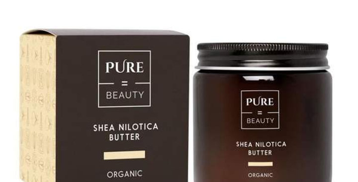 Pure=Beauty Shea Butter 100ml Luomu Sheavoi