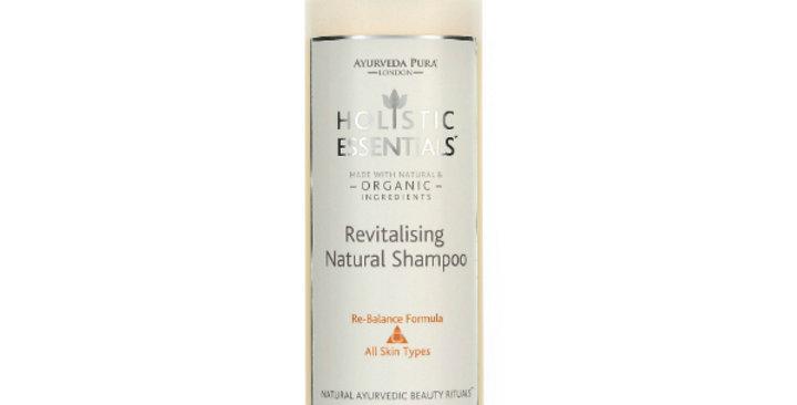 Ayurveda Pura Natural Shampoo – Ravitseva Shampoo 150ml