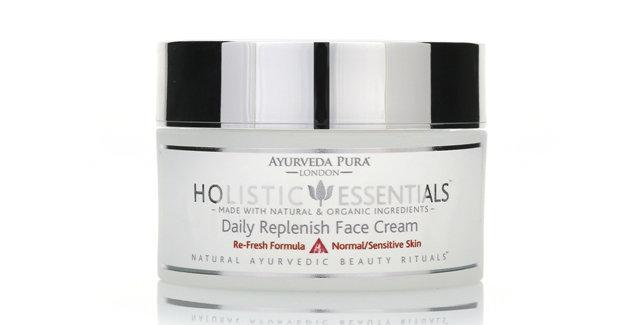 Ayurveda Pura Daily Replenish Face Cream Pitta kasvovoide 50ml