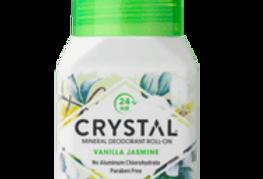 Crystal essence Roll-on Mineraali/Suoladeo Vanilja-Jasmin 66g