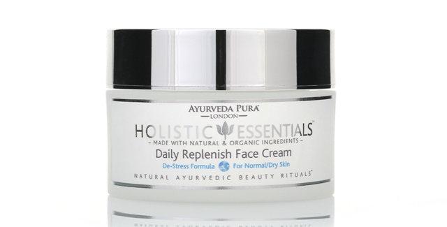 Ayurveda Pura Daily Replenish Face Cream Vata Kasvovoide 50ml