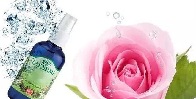 Lakshmi Rose Flowerwater 125ml Ruusu kukkavesi