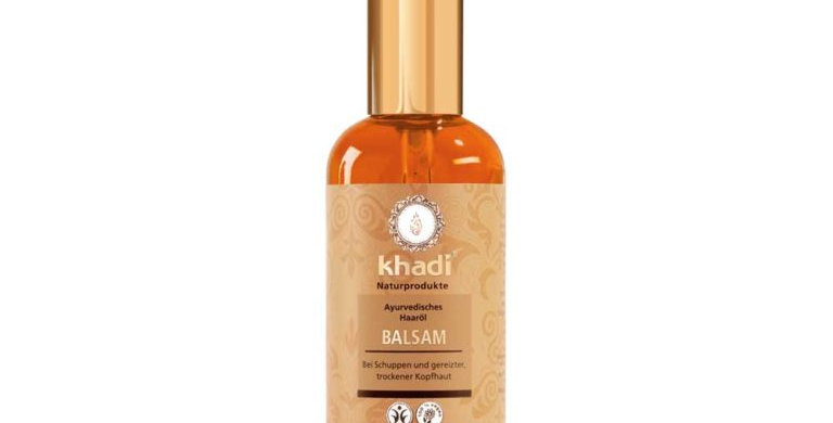 Khadi Ayurvedic Hair Oil Balsam 100ml