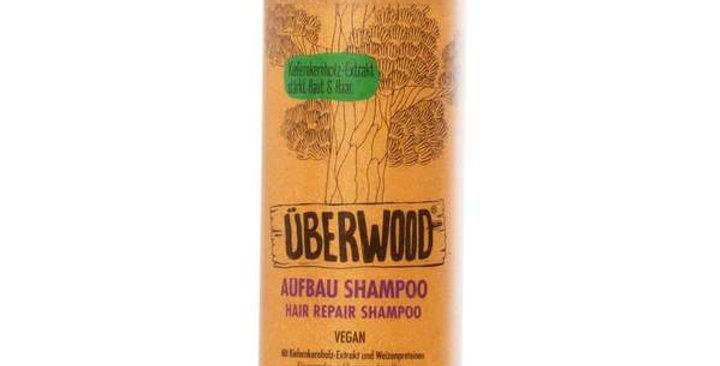 Überwood Color Shine Shampoo - Väriä kirkastava 200ml