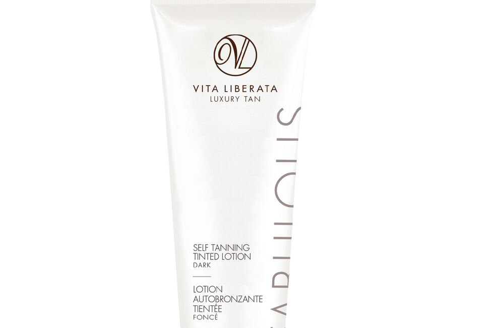 Vita Liberata Fabulous tinted lotion Dark 100ml