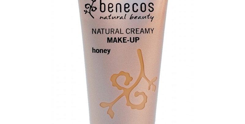 Benecos Natural creamy make-up, Nude 30ml
