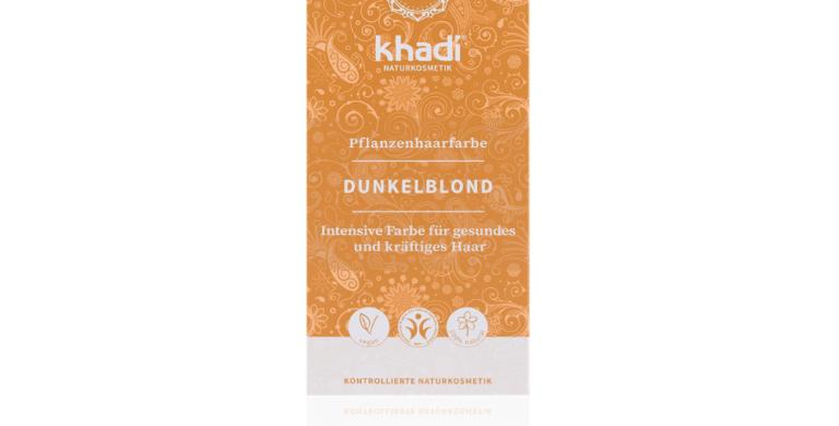 KHADI Hair Colour Medium Brown – Kasvihiusväri keskiruskea