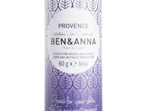 Ben&Anna Provence Deodorantti- papertube 60g