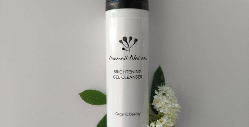 Anumati Naturals Brightening gel cleanser Virkistävä puhdistusgeeli