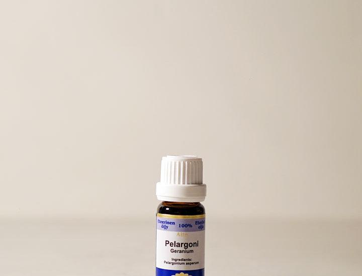 Frantsila Pelargoni eteerinen öljy 10 ml