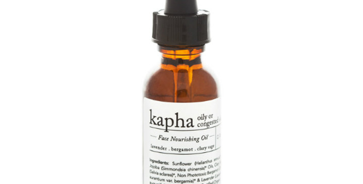 Rasasara Kapha Face Nourishing Oil - Kasvoöljy