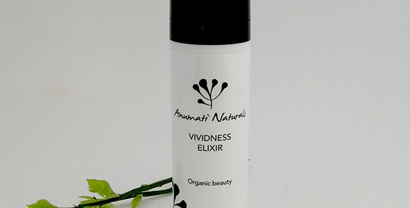Anumati Naturals vividness elixir pigmenttihäiriöitä tasoittava seeerumi