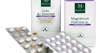 Messegue Magnesium & B- vitamiini 60 tabl.