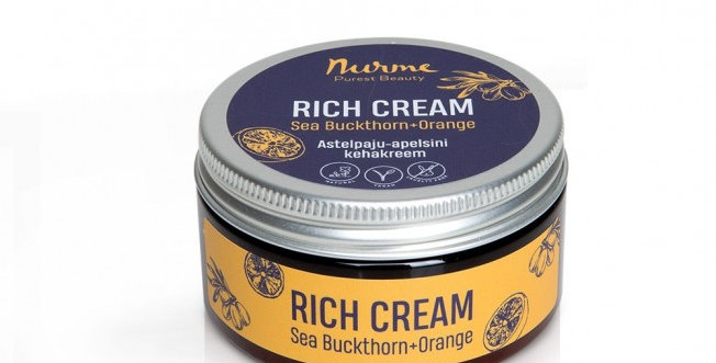Nurme Tyrni-Appelsiini Rich Cream 100ml