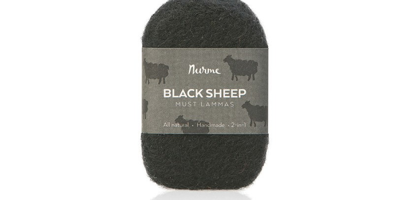 Nurme Black sheep- huopasaippua, terva