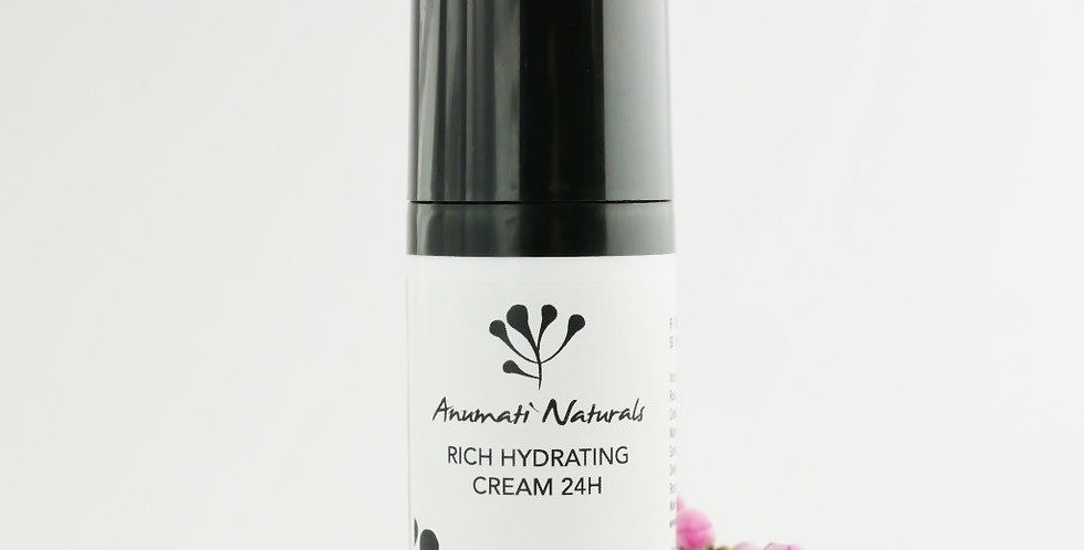 Anumati Naturals Rich Hydrating cream 24h