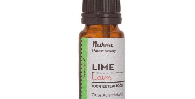 Nurme Lime eteerinen öljy 10ml