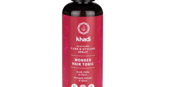Khadi Wonder Hair Tonic -Suihkutettava hiusvesi 100ml