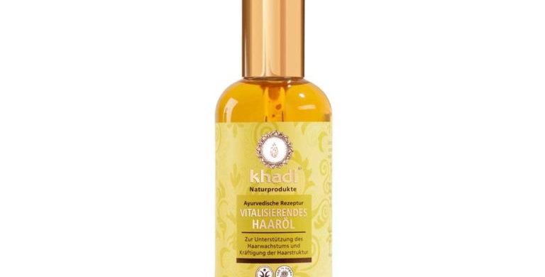 Khadi Vitalising Hair Oil 100ml
