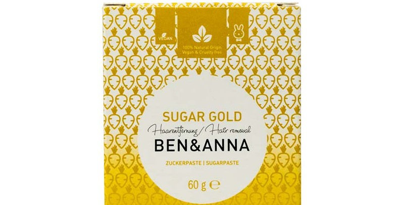 Ben&Anna Sugar gold - Karvanpoistosokeri