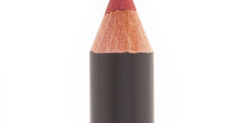 Boho Huultenrajauskynä Rouge 03, punainen