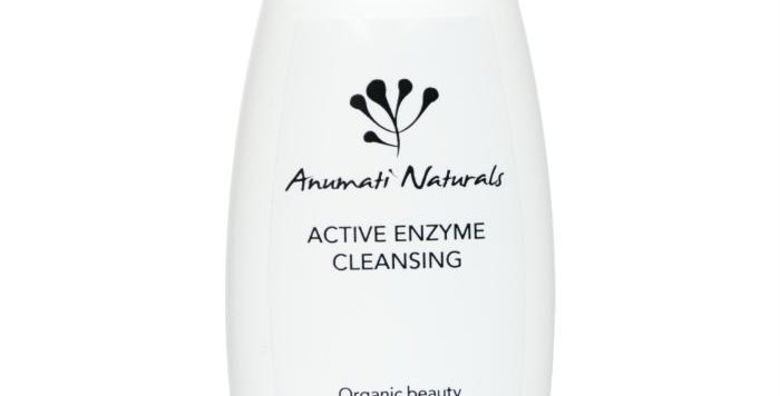 Anumati Naturals Active Enzyme Cleansing