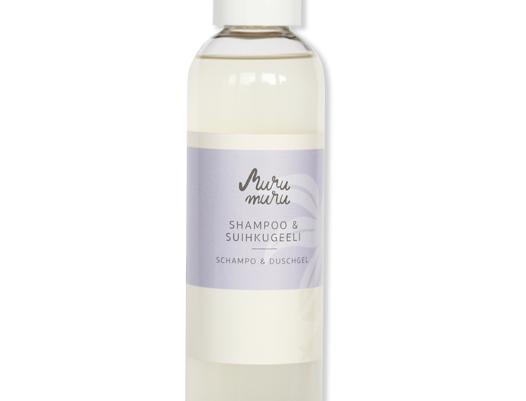 Murumuru shampoo & suihkugeeli 250ml