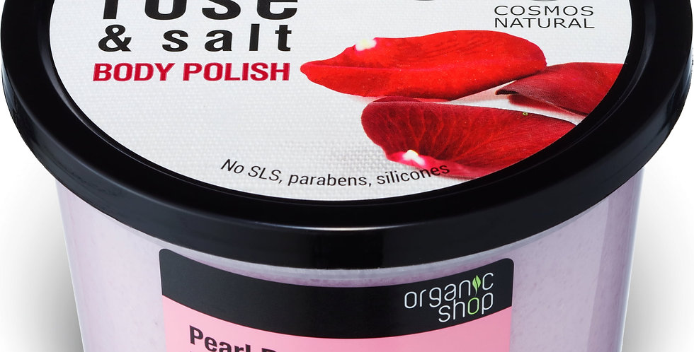 Organic Shop Pearl Rose Uudistava Vartalokuorinta