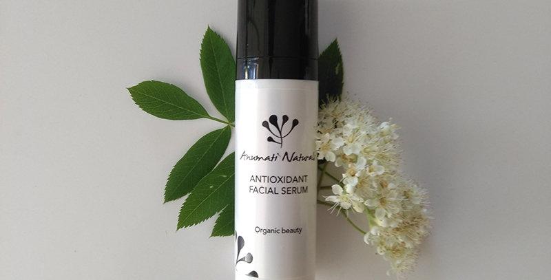Anumati Naturals Antioxidant serum, hoitoseerumi