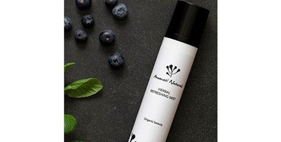 Anumati Naturals Herbal refreshing mist