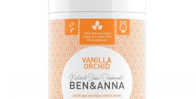Ben&Anna Vanilla Orchid Deodorantti Stick 60g