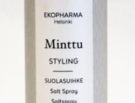 EKOPHARMA Minttu Hajusteeton Suolasuihke, Strong 150ml