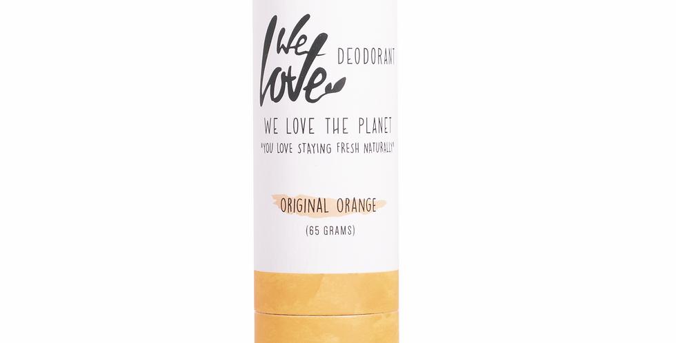 WLTP Original Orange Deodoranttipuikko  65g
