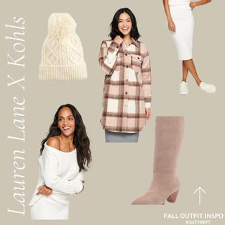 Fall Must Haves :: Lauren Lane X Kohl's