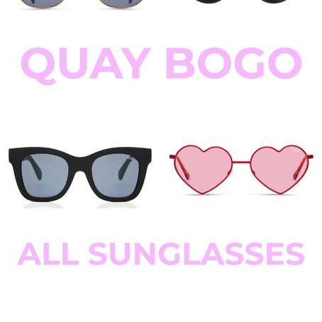 QUAY Sunny Sale!