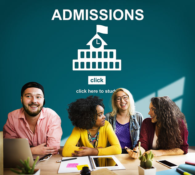 Admissions Education Knowledge Universit